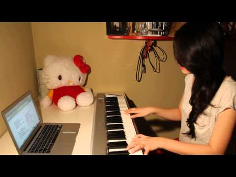 Tong Hua - Fairy Tale - Piano Cover