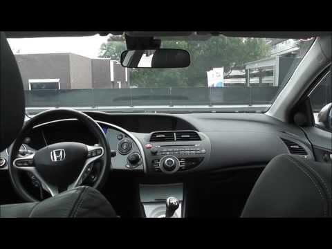 Honda Civic 8th Generation Interior
