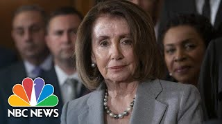 Nancy Pelosi Introduces New Bill With Path To Citizenship For Dreamers | NBC News