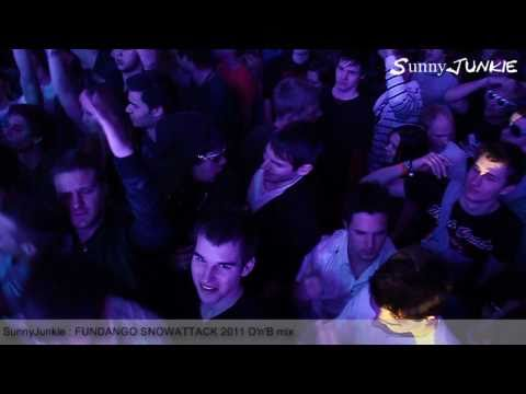 SunnyJunkie : FUNDANGO SNOWATTACK 2011 D'n'B mix ( official )