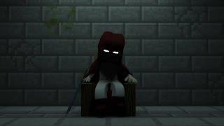 Minecraft Korku Filmi #Kara Hayalet'in Laneti/1. SEZON FİNALİ/