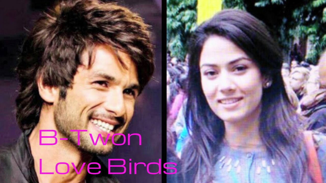 mira rajput talks about her relationship with shahid kapoor   youtube