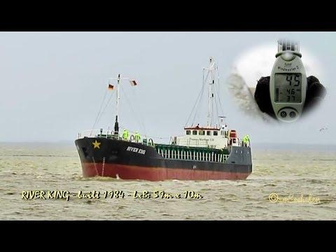 RIVER KING HO9159 IMO 8324581 cargo seaship merchant vessel Seeschiff Frachtschiff 7BFT