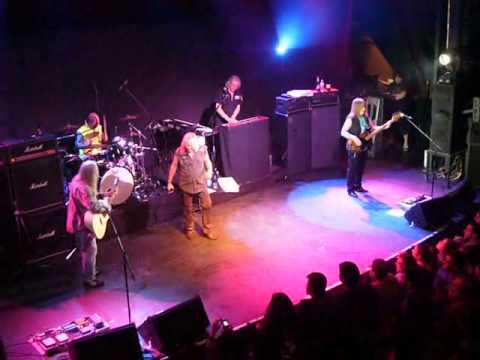 URIAH HEEP - Free Me (Live in Athens_12-03-2011)