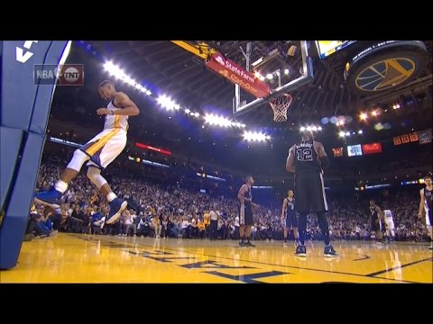 Warriors 2016-17: Game 1 VS Spurs