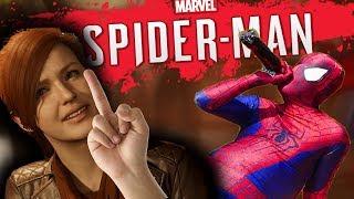 Spider-Man PS4 - CE JEU DE FRAGILE [Spécial 100k abonnés]