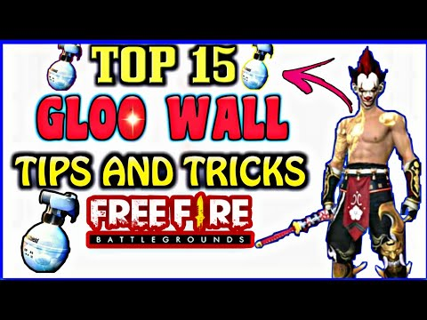 best-global-player-using-top-15-gloo-wall-tricks-|-tips-and-tricks-100%-booyah-||pvs🇮🇳