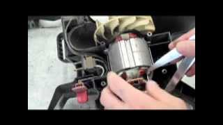 How To Fix An Electric Leaf Blower/Vacuum
