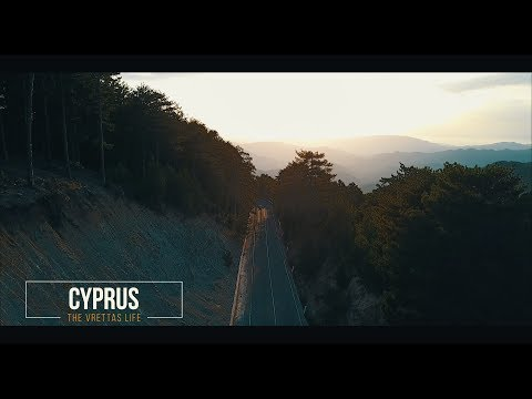 The Vrettas Life - Cyprus Travel Video Panasonic GX85/GX80 DJI Spark