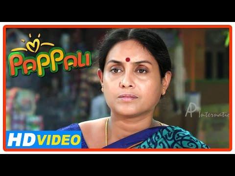 Pappali Tamil Movie   Scenes   Saranya Talks About Senthil And Ishara To Ilavarasu   Naren