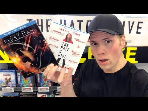 Blu-ray / Dvd Tuesday Shopping 1/22/19 : My Blu-ray Collection Series