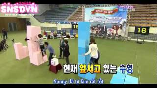 SNSD   Dream Team Girls VietSub Part 4