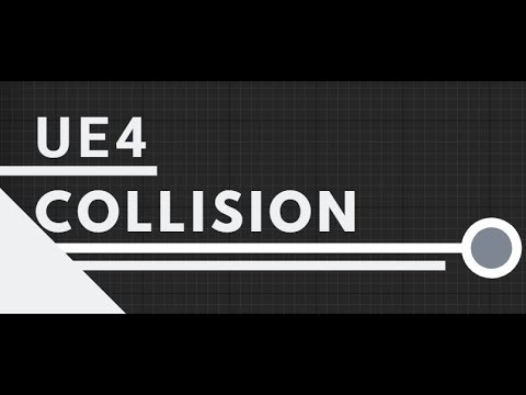 Unreal engine 4 collision Auto convex and Per poly