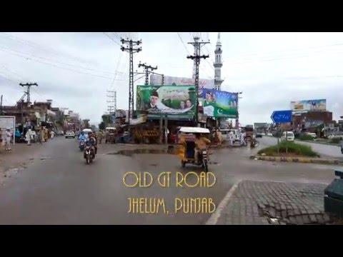 OLD GT ROAD JHELUM, PUNJAB PAKISTAN