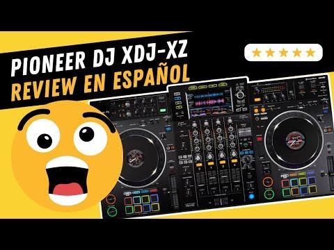PIONEER DJ XDJ-XZ | Unboxing & Review (Español)