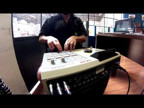 MPC2000XL Oficina Beat (DJRC)