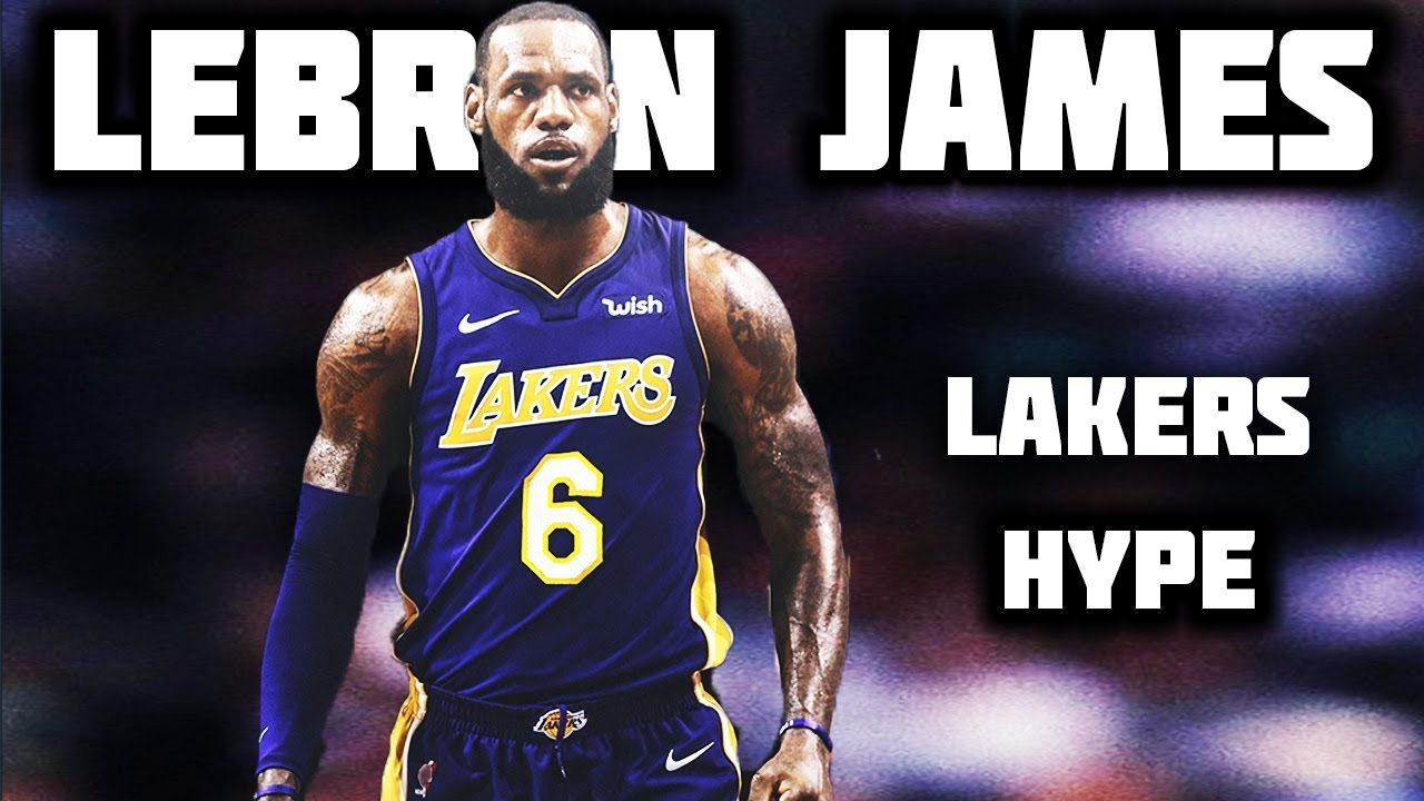 lebron-james-welcome-to-the-party-lakers-hype-ᴴᴰ