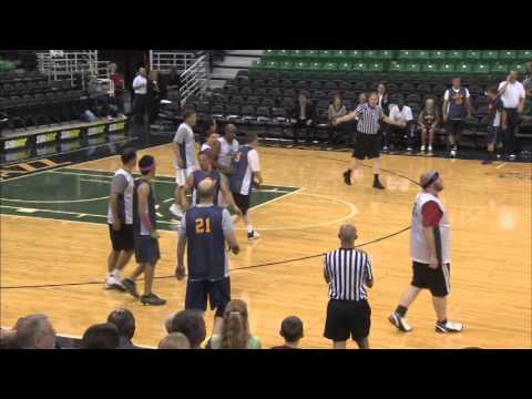 Zions Bank Utah Jazz Fantasy Basketball Tournament October 2013 Part 1/5