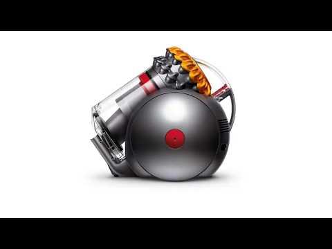 Dyson Big Ball Multifloor 2 beutelloser Staubsauger  Review