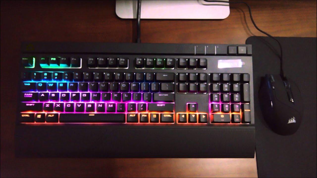 EVGA Z10 Keyboard