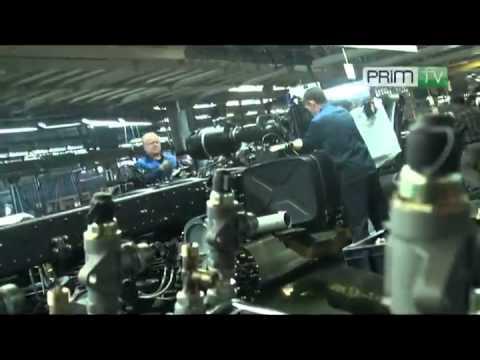 Завод КАМАЗ в Набережных-Челнах