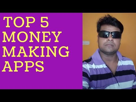 Top 5 android apps to earn money || SUPERSTAR BITTU
