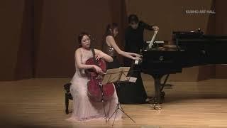 Rachmaninoff cello sonata in g…