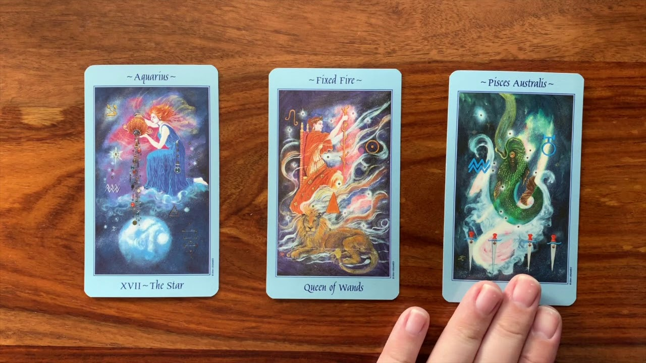 Applying Astrological Meaning to the Tarot Cards