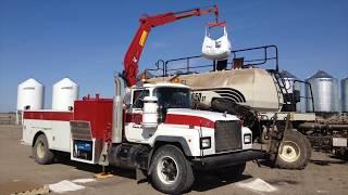 Custom Mack Service Truck