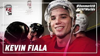 Interview with Kevin Fiala | #IIHFWorlds 2018