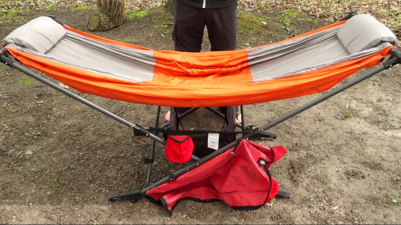 Mock One Hammock Review  Best Free Standing Hammock  YouTube