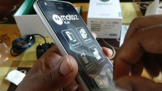 Moto Z Play Unboxing (London UK Version)