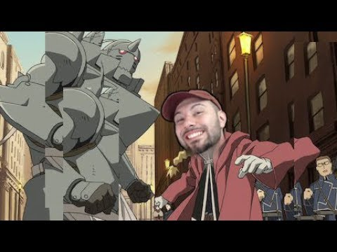 Fullmetal Alchemist Brotherhood Opening Reaction