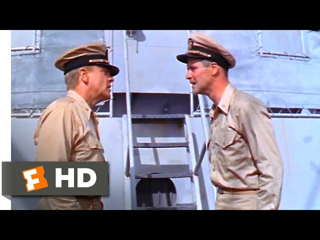 Mister Roberts (1955) - What's Your Name Again? Scene (4/10) | Movieclips