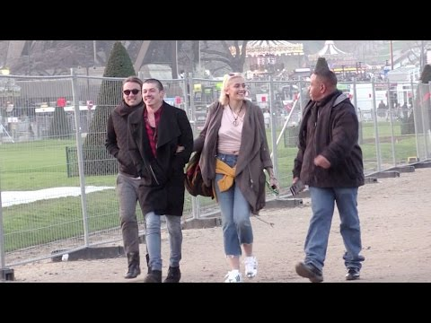EXCLUSIVE - Paris Jackson in love with Michael Snodd at the Eiffel Tower in Paris