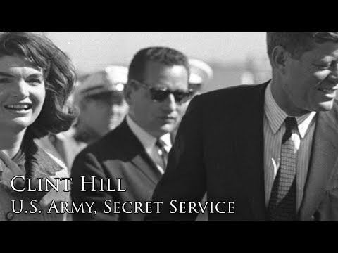 Agent Clint Hill - YouTube