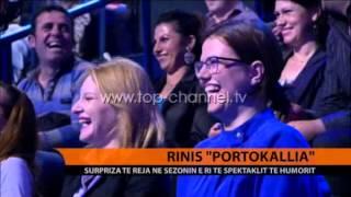 """Rinis """"Portokallia"""" - Top Channel Albania - News - Lajme"""