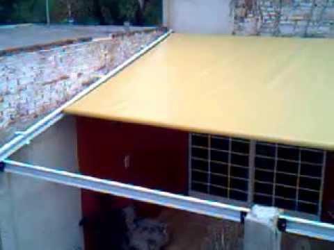 Toldo corredizo veranda argentina youtube - Toldos corredizos ...