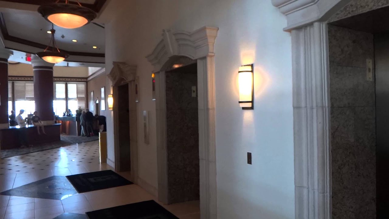 Modernized Elevators At Embassy Suites In Downtown San