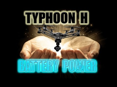 TYPHOON H - Battery Review - Increase your flight time - Powerextra