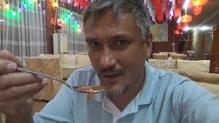 Робот-официант и китайский салат Цезарь со странными ингредиентами - Жизнь в Китае 176