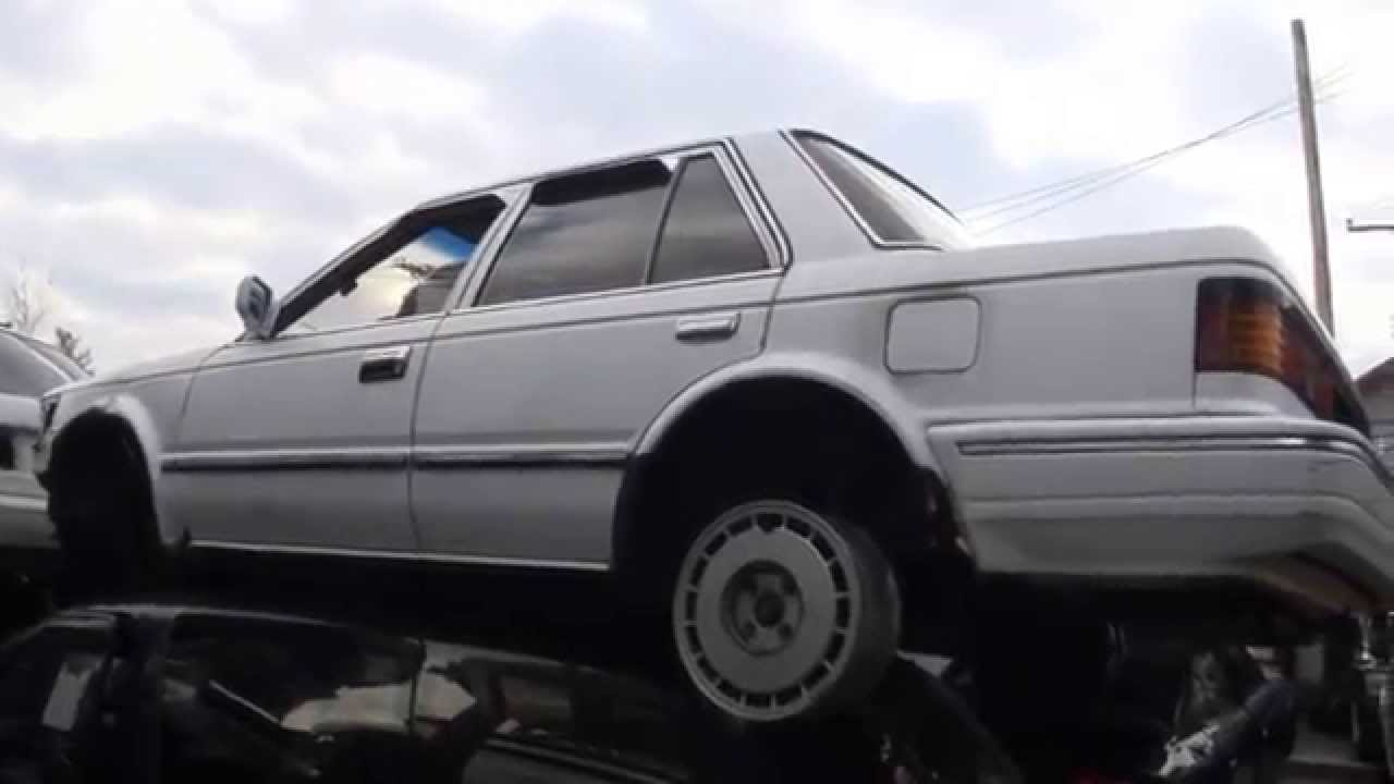 Nissan Maxima Parts 1987 1988 For Sale Oem Parts Youtube