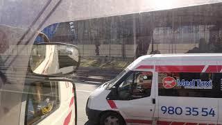 Смотреть видео ДТП на КАД (Санкт-Петербург, 28.04.2018) онлайн
