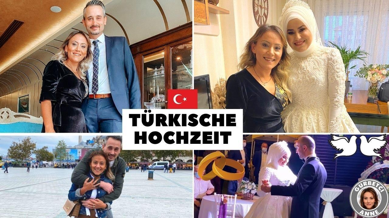 TÜRKISCHE HOCHZEIT DÜGÜN 👰🇹🇷 | SEHR TRADITONELL in ISTANBUL | Family Fun