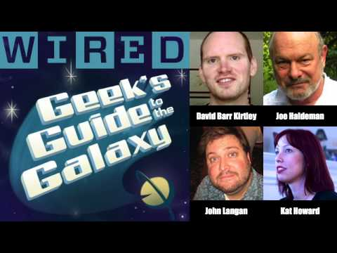 Joe Haldeman Interview - Geek's Guide to the Galaxy Podcast