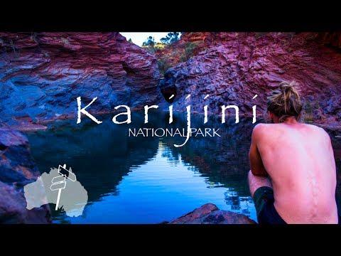 Attractive Schwimmen Im Schönsten Natürlichen Pool Der Welt?!   Karijini Nationalpark  L Australien Vlog#24