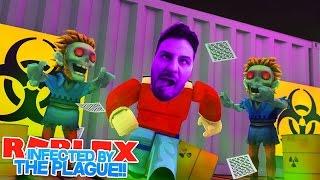 RobLOX Adventure - INFECTÉ PAR LA PESTE ROBLOX!!!