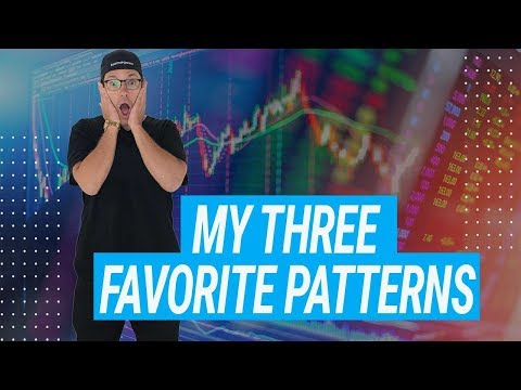 My 3 Favorite Stock Trading Patterns