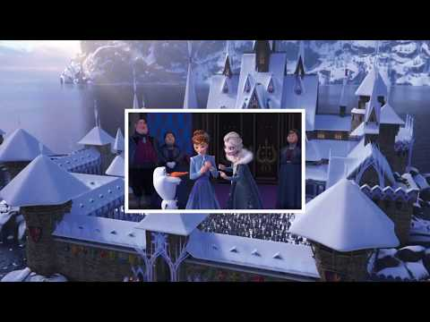 Ring in the Season: Olaf's Frozen Adventure Male Cover