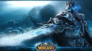 World of Warcraft: Legion 7.3.5 - Прокачка Рыцаря Смерти. Второй стрим